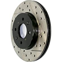 Mazda Protege 2.0L ES//MP3 2001 Brake Disc Rotors FRONT