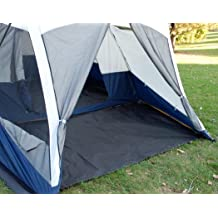 16 Compartments Tent Organizer Camp-Gear 48x123cm Populair