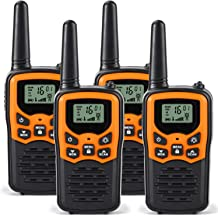 20XRetevis RT22 Walkie Talkies UHF16CH VOX TOT Emergency Radio//6Way Charger US