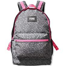 Victoria/'s Secret Pink Backpack Clear Festival Campus Book Bag