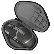 Cathy Clara Wireless Vertical Left Hand Mouse,Ergonomic Vertical 2.4G Wireless Left Hand Optical 6D 1600DPI Gaming Mouse,3 Adjustable DPI Levels