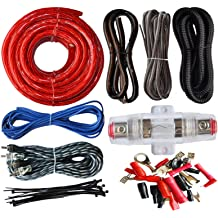 4GA 100ft amp CAR AUDIO installation 4 gauge wire high quality 12V POWER CABLE