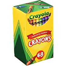eBuyGB Pack of 50 Colouring Pencil Tubes for Wedding Favours and Party Bag Fillers Mixed Lid