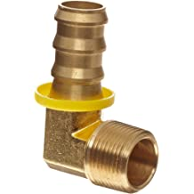 LeLuv T-Connector 1//4 Inch Barbed Hose Fitting Part for Vacuum Pump Hoses