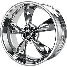 1 New 15x7 American Racing Torq Thrust D Gray Wheel//Rim 5x114.3 15-7 5-114.3