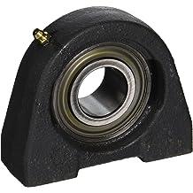 5 Width 8 Length Metal 1.63 ID Hub City IndustriaLine 1001-04967 PB221HWX1-5//8 Pillow Block Bearing 2.5 Height