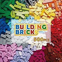 Lego Lot of 200 Pieces Parts Bricks Random Bulk Assorted Clean STEM Building Toy