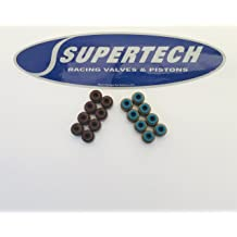 Supertech STD Size Intake /& Exhaust Valve Set Honda Civic D15B7 D16A6 Non VTEC