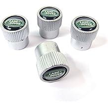 4 Black Acorn Lug Nut Locks W//Key 14x1.5mm SUV Range Rover HSE Sport LR3 LR2 XL
