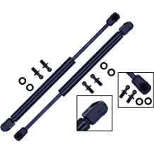 SET 2003 TO 2006 KIA OPTIMA with wiper LiftNSupport Rear Hach Trunk Lift Supports 2004 To 2009 Toyota Prius 2 Pieces