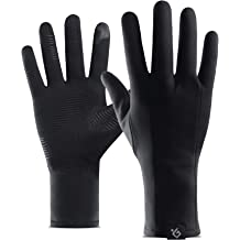 Cycling Gloves Black Lightweight 1 Pair Golovejoy Windproof Waterproof