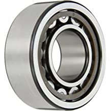 Normal Clearance 8500rpm Maximum Rotational Speed Metric 65000N Static Load Capacity Straight 23mm Width 35mm Bore Molded Polyamide Cage High Capacity 72mm OD NSK NU2207ET Cylindrical Roller Bearing 61500N Dynamic Load Capa Removable Inner Ring