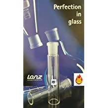 LENGTH OD Glass Ground Joint M29//32 Inner on 26mm x 2.0mm WALL x 130mm