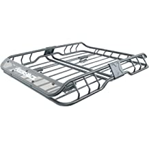 For Toyota Tundra 07-18 Rhino-Rack JA8783 Vortex 2500 Silver Roof Rack System