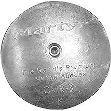 "MTR CMX06M NEW MARTYR ANODES SL SHAFT MAGNESIUM ANODE CMX-6 1-3//8/"""