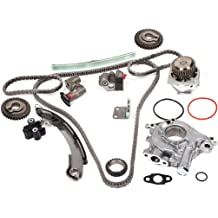 Evergreen TK6046ROP Fits Ford F150 F250 E150 E250 Lincoln Mercury 4.6 SOHC ROMEO Timing Chain Kit Oil Pump