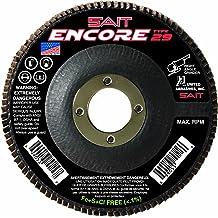 100 Pack United Abrasives-SAIT 52271 SAIT-Lok-R 2AX 2-Inch 36X Laminated Disc