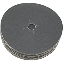 Sungold Abrasives 036069 6-Inch 80 Grit PSA Sanding Discs Silicon Carbide Cloth For Stone Glass and Marble Pack-50
