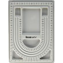 Beadsmith ® herramienta de color negro de cuero caso 9 bandas 23x17mm crean un kit de herramientas
