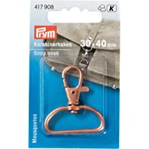 18 pieces by PRYM-Consumer PRYM 347159 Sew-on snap fasteners plastic Size 10mm transparent
