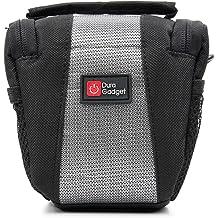 DURAGADGET Durable Black /& Orange Shoulder Sling Bag Compatible with CrazyLynX Childrens 8x21 Binoculars