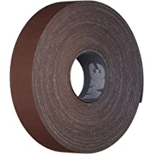 "Abrasive Sandpaper Roll 2.75/"" x 27 Yards with Premium Aluminum Oxide Multiple Grits and PSA PE Film Backing is Ideal for Automotive Car Body Repair and Woodworking P120 Grit"