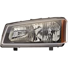 TYC 20-6062-00-1 Ford Explorer Left Replacement Head Lamp